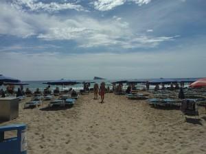 hotel en la playa de Benidorm